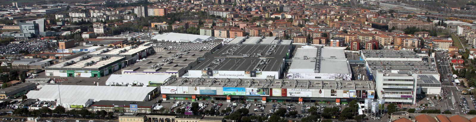 Info and services veronafiere s p a for Verona fiera