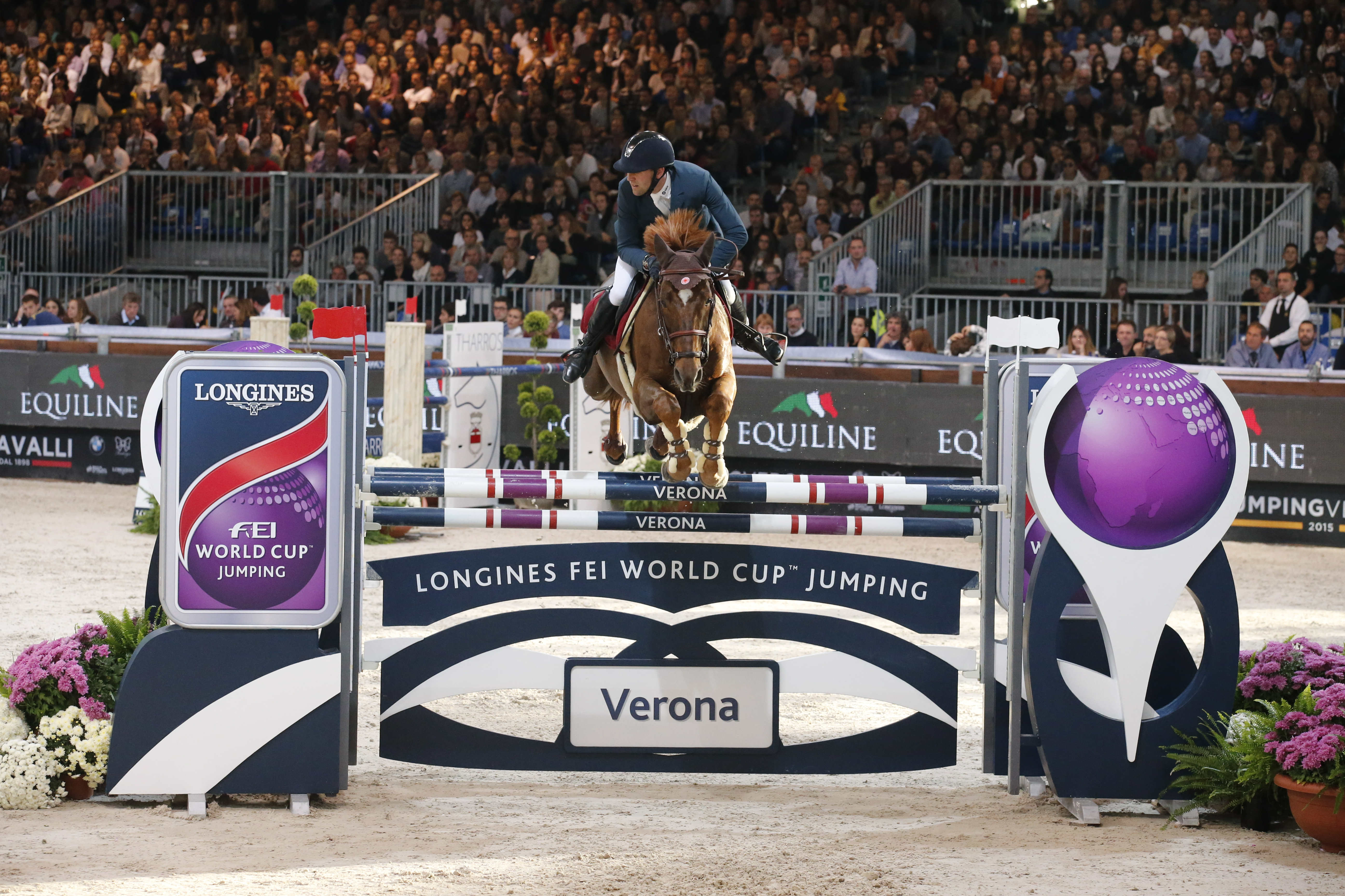 Jumping Verona - class 14